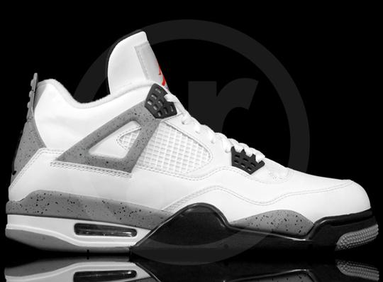 Air Jordan 4 White Cement // Již brzy!