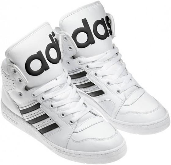 Kolekce tenisek adidas Originals x Jeremy Scott poprvé i na Queens.cz!
