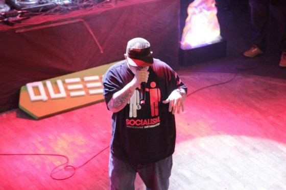 Violent Boombox: Jedi Mind Tricks // fotoreport