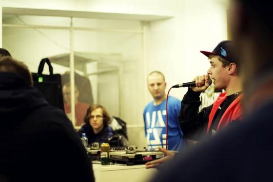 První fotky ze včerejší Ty Nikdy Label release & reopening party!