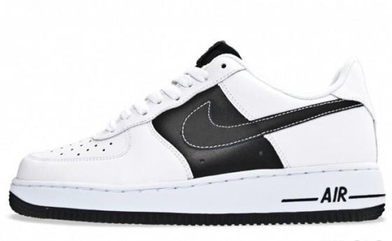 Nike Air Force 1 - White / Black / White // Již brzy