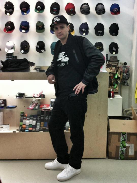DJ Wich x Nike x Jordan