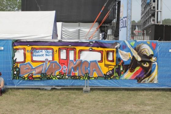 Majáles Brno - Prago Union a graffiti // Fotoreport