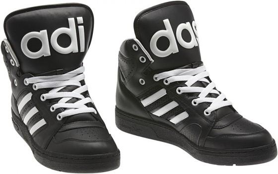 adidas x Jeremy Scott podzim / zima 2012 - první info!