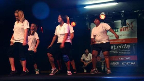 Support: Tanec v srdci 2012