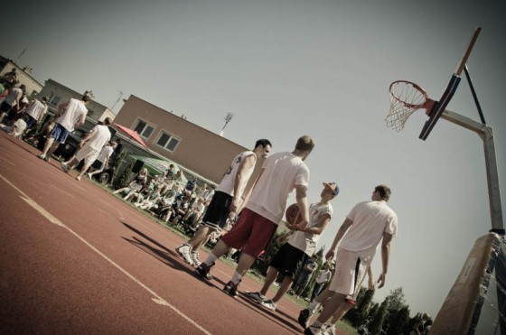 Streetball Opava 2012