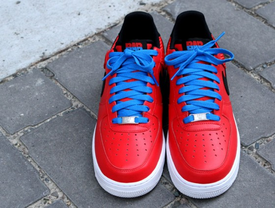 Nike Air Force One Low - Barcelona