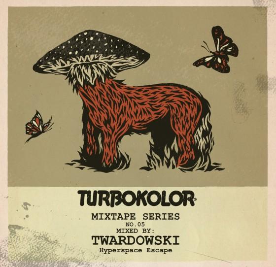 Turbokolor: lookbook pro vaše oči, mixtape pro vaše uši
