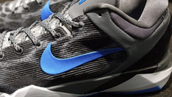 "Nike Zoom Kobe VII System ""Grey Cheetah"""