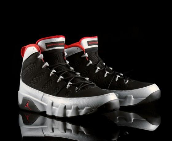 Air Jordan IX již velice brzy! Johny Kilroy & Cool Grey!