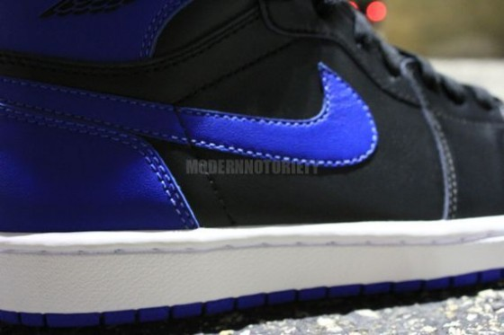 Air Jordan 1 Retro High OG Black/Royal / Únor 2013!!!