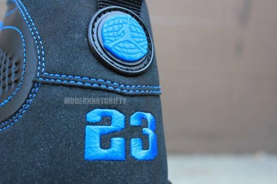"Air Jordan IX Retro ""Photo Blue"" / Detailní fotky a release date!"