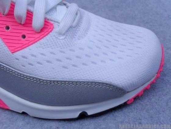 """Nike WMNS Air Max 90 EM """"Laser Pink"""" / Detailní pohled"""