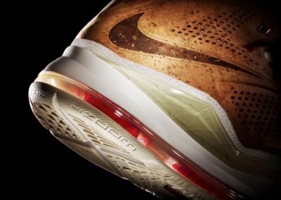 Nike Lebron X Ext Cork TZ QS