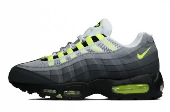 """Nike Air Max OG Pack / Nike Air Max 95 """"Neon"""""""