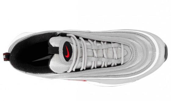 "Nike Air Max OG Pack / Nike Air Max 97 ""Silver Bullet"""