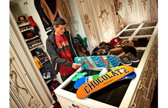 LRG Holiday 2012 Lookbook feat. Gucci Mane