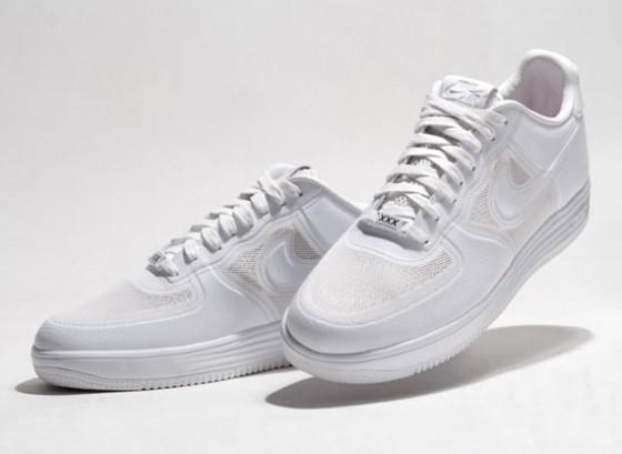 The Nike Lunar Force 1 / Detailní pohled