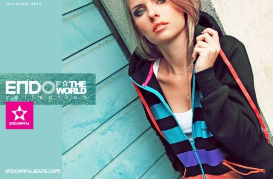 Endorfina Lookbook fall / winter 2012