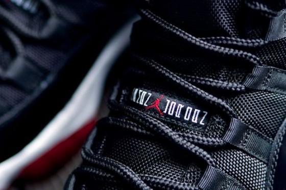 Air Jordan XI Retro Bred / Kompletní info k releasu
