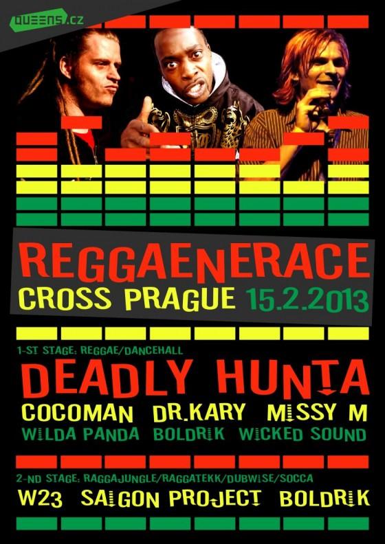 Do kterých českých měst míří angličan Deadly Hunta?