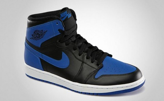 Air Jordan 1 Retro High OG Black Royal / Release date info