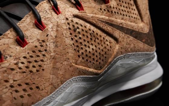 Nike Lebron X NSW Cork / Release date info