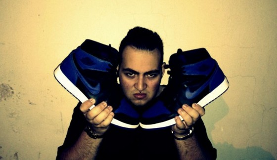 My Top Kicks x Ibrahim Al Hashme