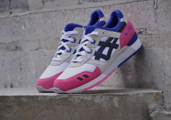 It´s official! Asics na Queens.cz!