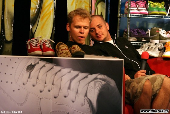 Back in da days: 5. element na téma sneakers