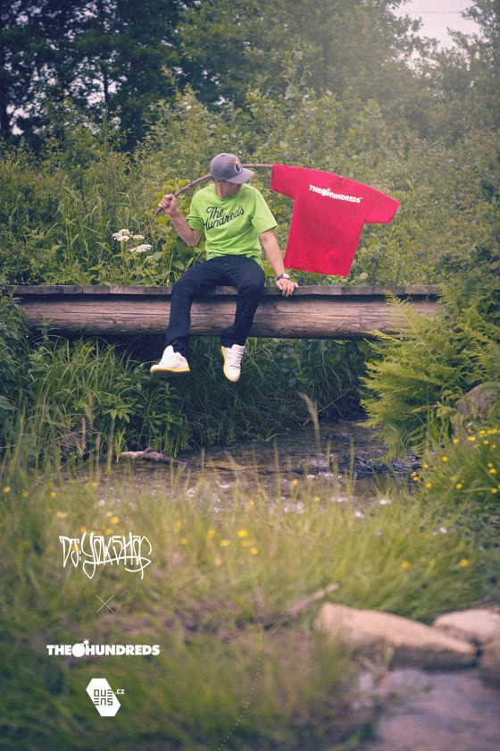 DJ Yaksha x The Hundreds x Queens.cz / Lookbook