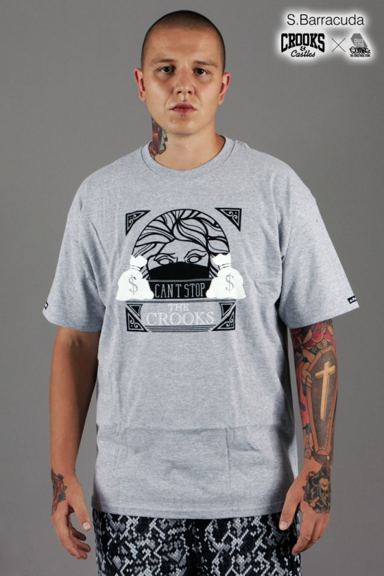 Crooks & Castles summer 2013 preview feat. Sergei Barracuda