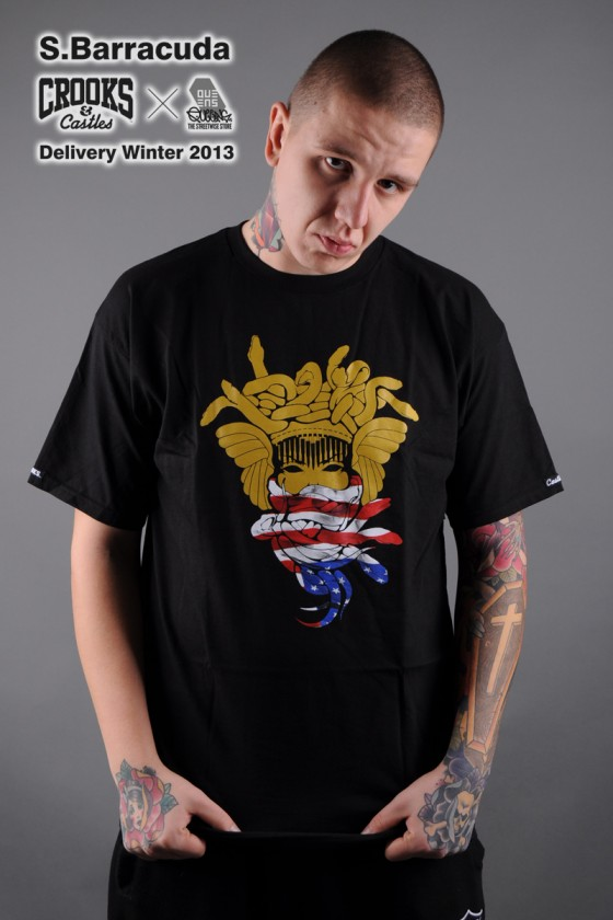 Crooks & Castles x Sergei Barracuda / Winter 2013 Part III.