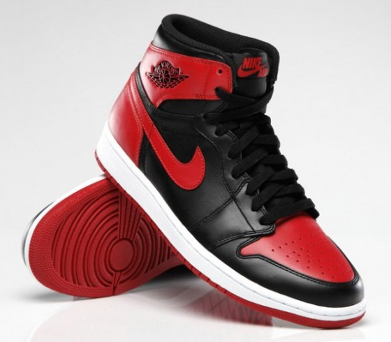 Air Jordan 1 Retro High OG Bred / Release info
