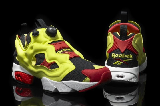Reebok Insta Pump Fury 20th Anniversary OG