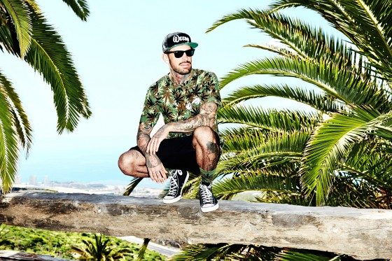 Cayler & Sons Lookbook Spring / Summer 2014