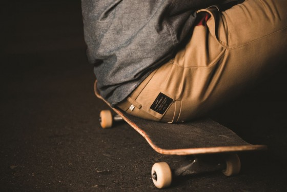 Levi's Skateboarding Spring 2014 Lookbook