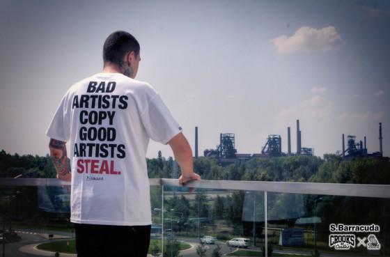 Crooks & Castles x Sergei Barracuda / Summer 2014 lookbook