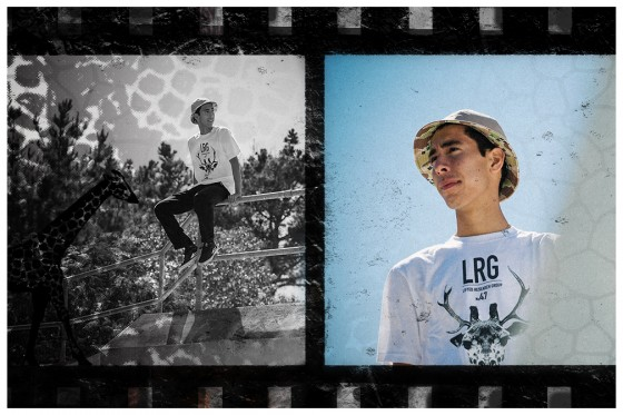 LRG podzim 2014 Lookbook