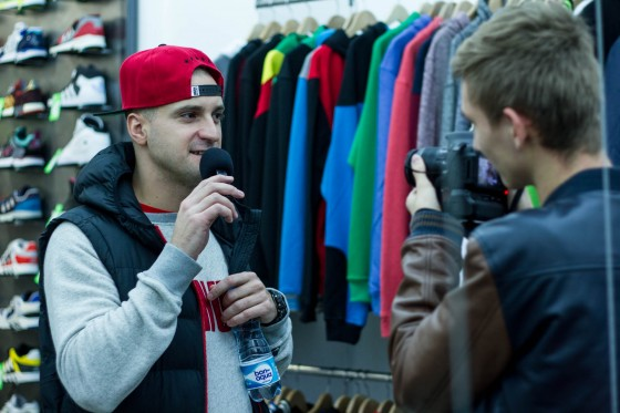 DJ Wich / Meet & Greet / Fotoreport