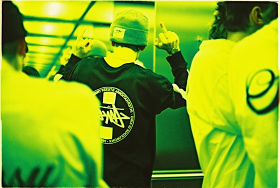 Stussy x Ha Ha Crew / Lookbook