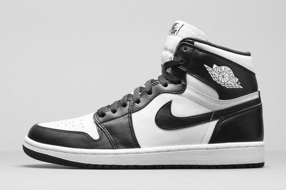 """Air Jordan 1 Retro High OG """"Black/White"""" / Release info"""
