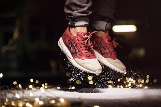 Asics Christmas Pack / Release info