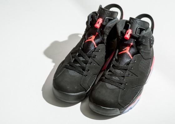 Air Jordan 6 Retro Infrared / Release info