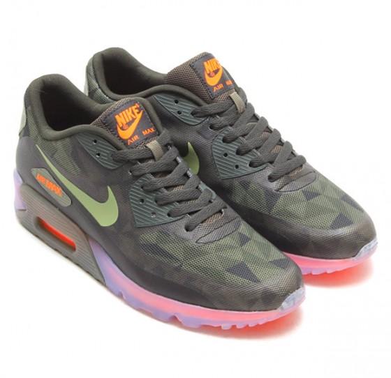 Nike Air Max 90 Ice QS / Release info