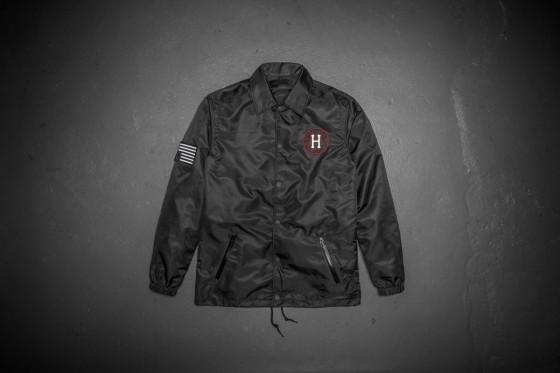 HUF x Black Scale / Již brzy!