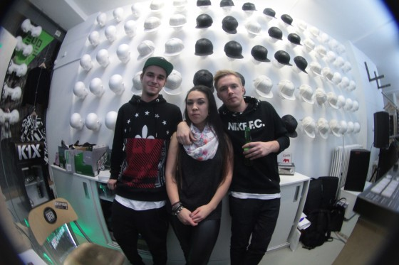 Meet & Greet w/ HAHA CREW, Gleb, Black Dave, NobodyListen / Fotoreport