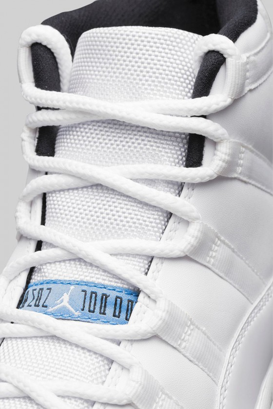 Air Jordan 11 Retro Legend Blue / Release info