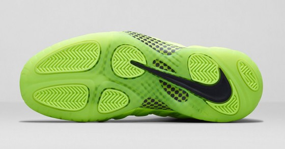 Nike Air Foamposite Pro Volt / Release info