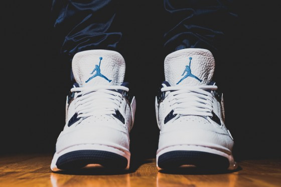 Air Jordan 4 Retro Columbia / Release info